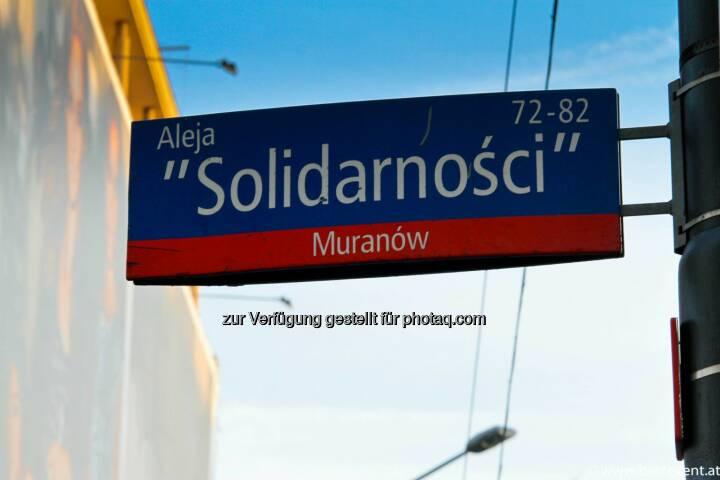 Warschau Solidarnosci