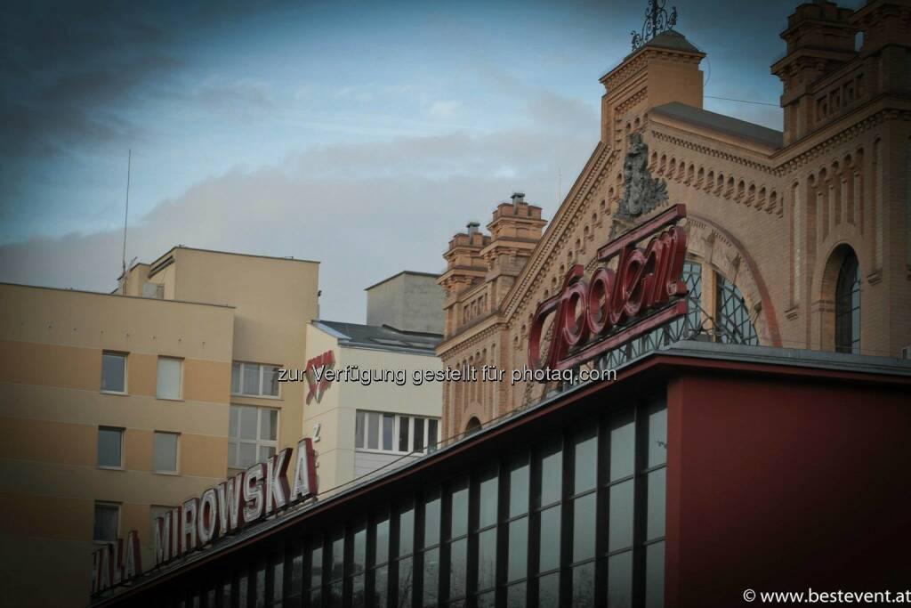 Warschau , © Herbert Gmoser (25.12.2013)