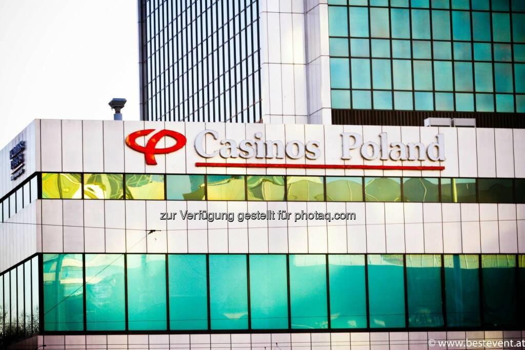 Warschau Casinos Poland, © Herbert Gmoser (25.12.2013)