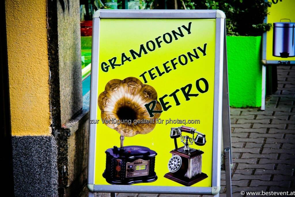 Warschau Grammophon, © Herbert Gmoser (25.12.2013)
