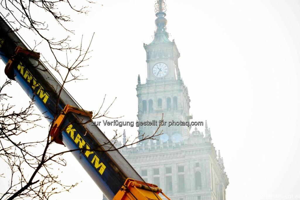 Warschau, © Herbert Gmoser (25.12.2013)