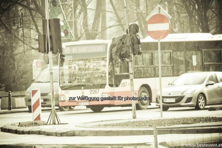 Warschau Bus