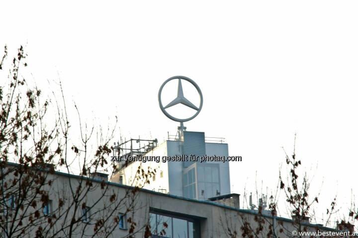 Warschau Mercedes
