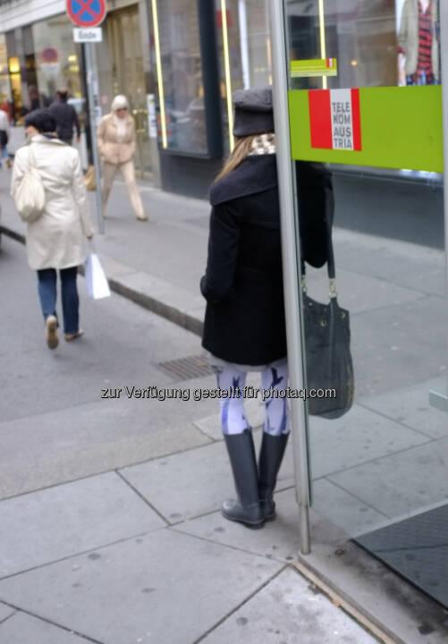Telekom Austria, Telefonzelle