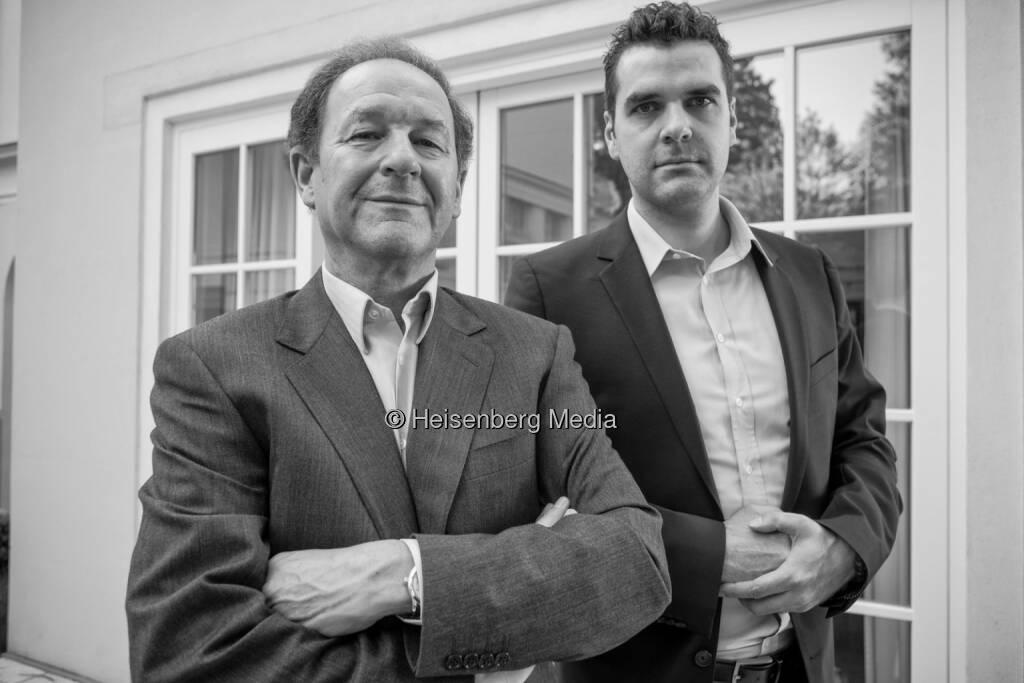 Norbert Zimmermann, Bernhard Hoetzl - kompany, © Heisenberg Media (04.01.2014)