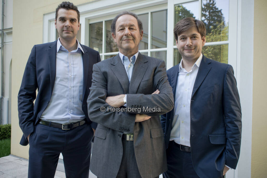 Norbert Zimmermann, Russell Perry, Bernhard Hoetzl - kompany, © Heisenberg Media (04.01.2014)