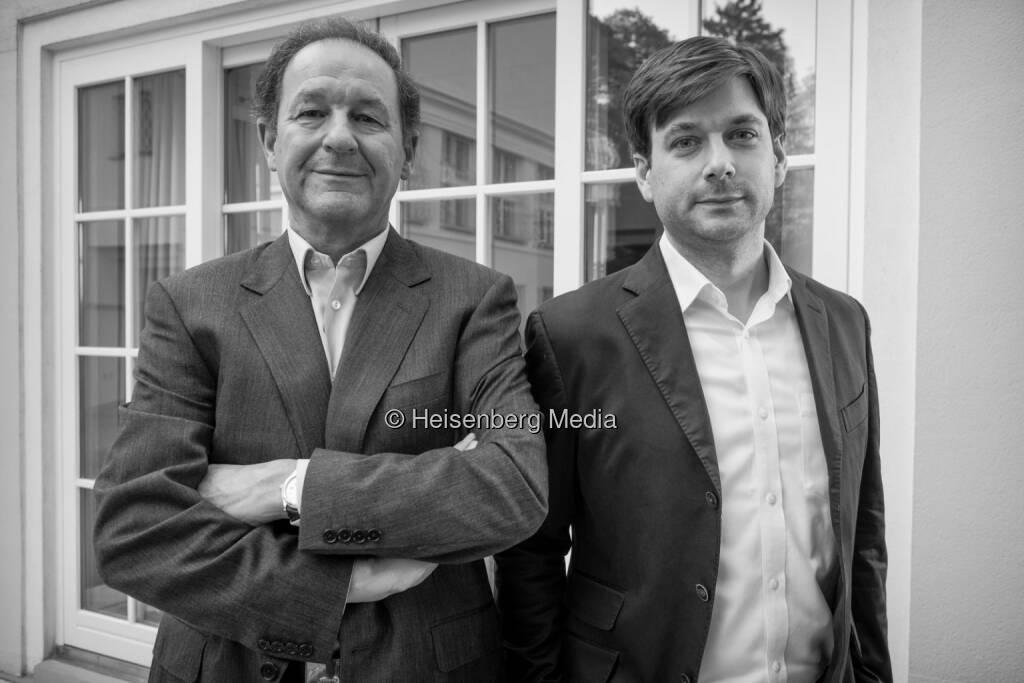 Norbert Zimmermann, Russell Perry - kompany, © Heisenberg Media (04.01.2014)