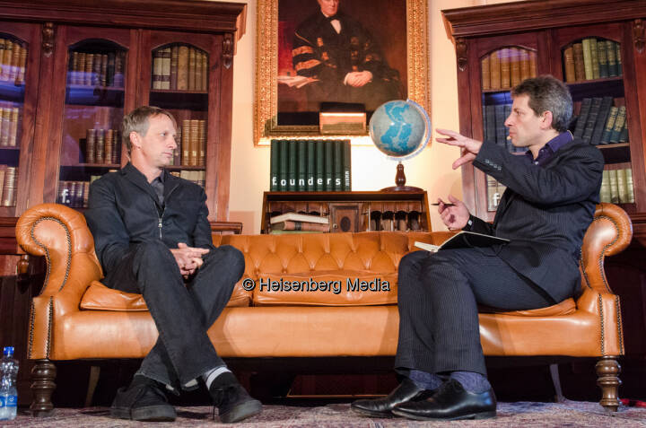 Tony Hawk and David Rowan – f.ounders – Dublin, Ireland, November 1, 2013
