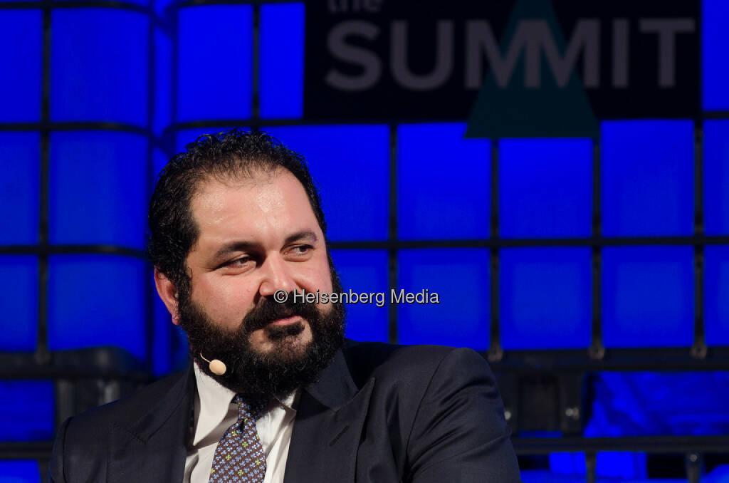 Shervin Pishevar – The Summit – Dublin, Ireland, October 31, 2013, © Heisenberg Media (05.01.2014)