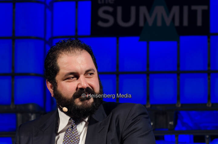 Shervin Pishevar – The Summit – Dublin, Ireland, October 31, 2013