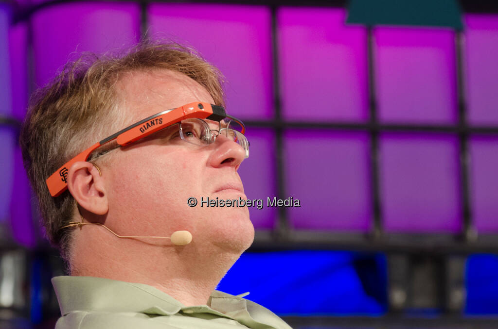 Robert Scoble – The Summit – Dublin, Ireland, October 31, 2013, © Heisenberg Media (05.01.2014)