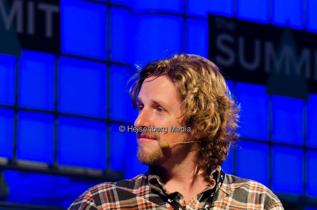 Matt Mullenweg – The Summit – Dublin, Ireland, October 31, 2013, © Heisenberg Media (05.01.2014)