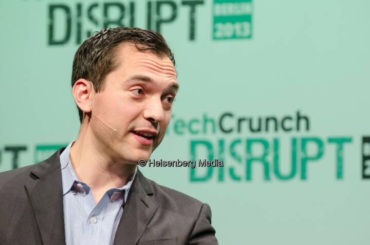 Nate Blecharczyk – TechCrunch Disrupt Europe – Berlin, Germany, October 28, 2013