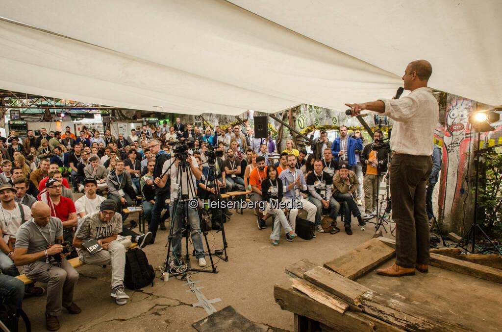 Evan Nisselson – The European Pirate Summit – Cologne, Germany, August 26, 2013, © Heisenberg Media (05.01.2014)