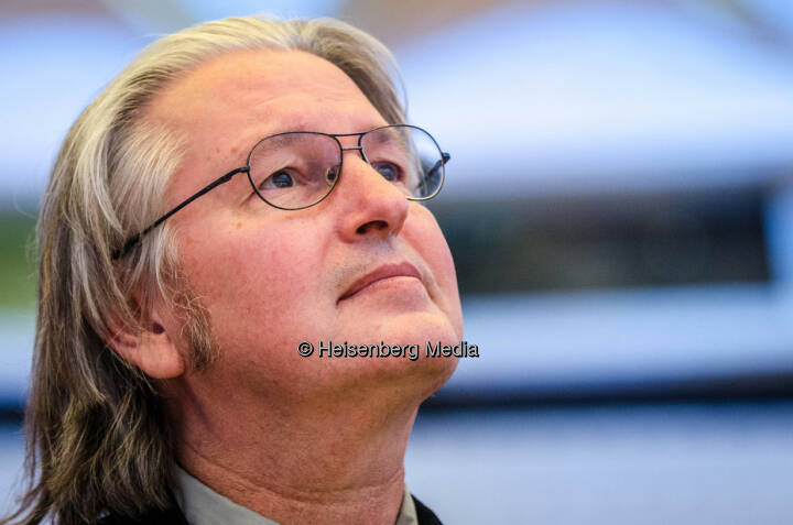 Bruce Sterling – NEXT Berlin – Berlin, Germany, April 23, 2013