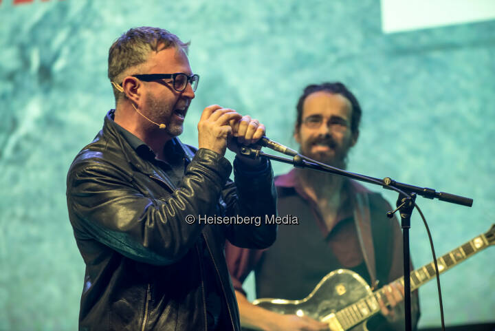 Mike Butcher – The Europas – Berlin, Germany, January 22, 2013