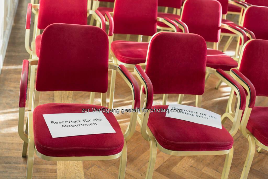 Reserviert, Sessel, © Martina Draper (10.01.2014)