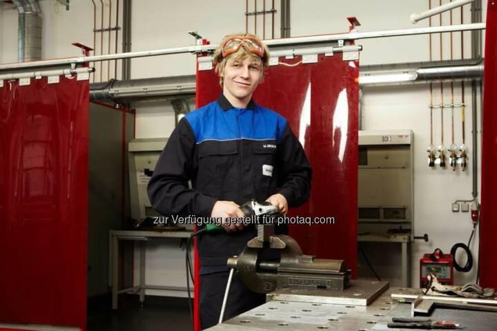 Verbund-Schnuppertag für Lehrlinge: Kraftwerker ist ein spannender Beruf. Die nächste Gelegenheit für Neugierige gibt es am 16. Jänner 2014! http://goo.gl/fw2uX1