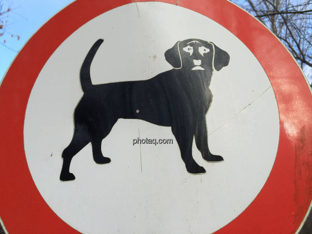 Hund, verboten (13.01.2014)