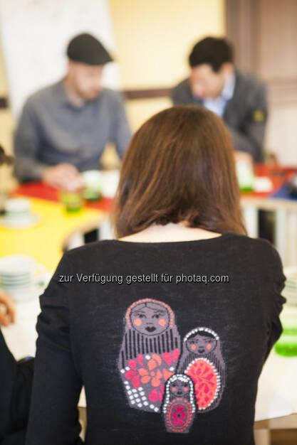 Susanne Trhal (Team Sisu), © Tripenta / Peinhaupt (13.01.2014)