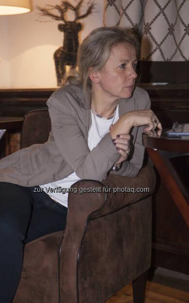 Daniela Grüneis (DT Trend), © Tripenta / Peinhaupt (13.01.2014)