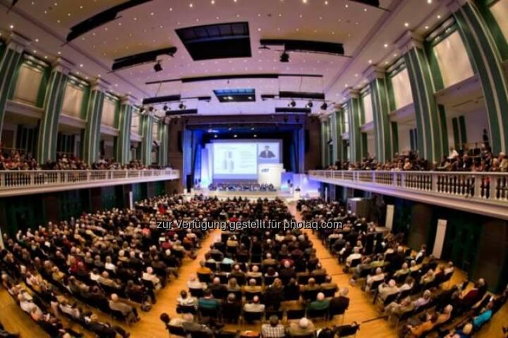 K+S-HV 2013: Blick in den Versammlungssaal