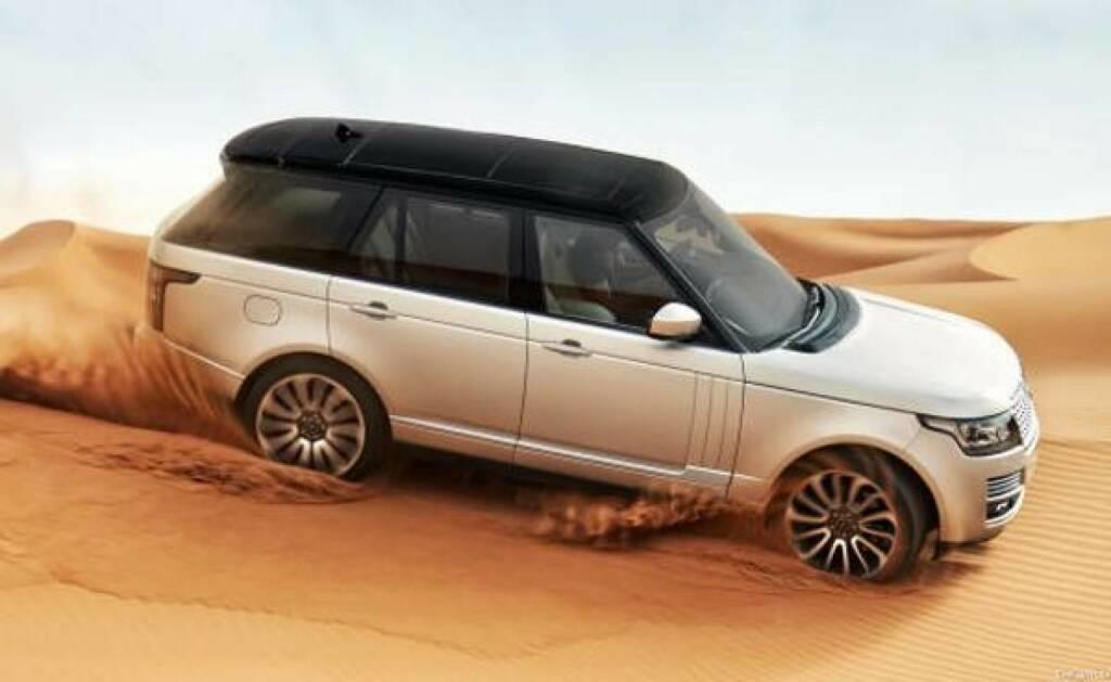 Die voestalpine Rotec fertigt den Druckspeicher für den Luftspeicher der neuen Generation des Range Rovers und Range Rovers Sport. Der Luftspeicher ist ein wichtiger Bestandteil des neuesten Range Rover-Modells: http://bit.ly/LiXqCB (16.01.2014)