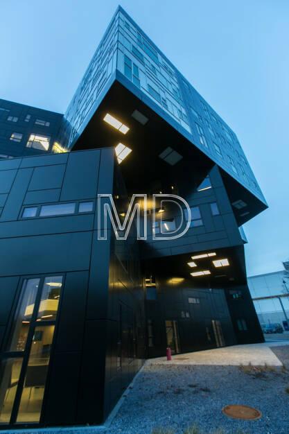 WU Campus Wien, Executive Academy, © Martina Draper (16.01.2014)