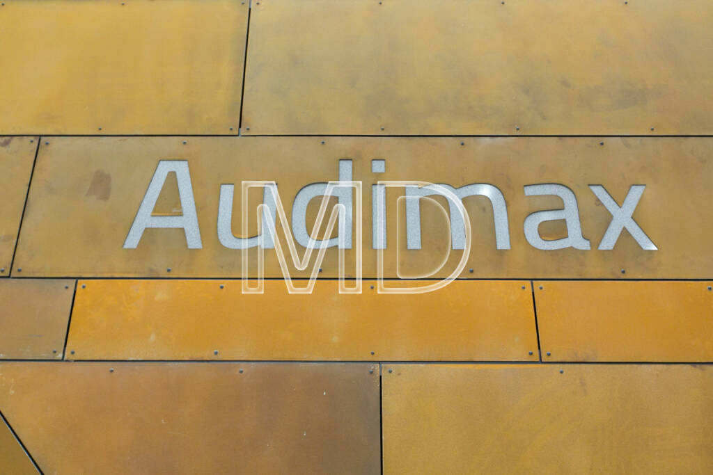Audimax, © Martina Draper (16.01.2014)