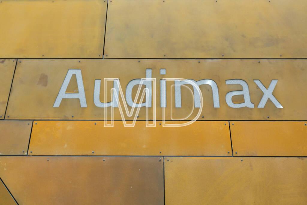 Audimax, © Martina Draper (16.01.2014)