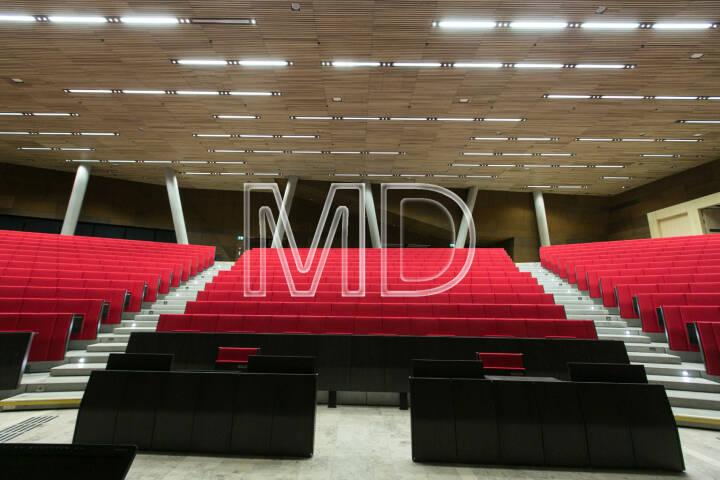 Audimax, WU Campus Wien