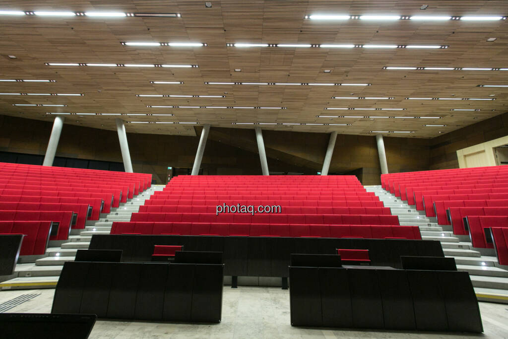 Audimax, Hörsaal (17.01.2014)