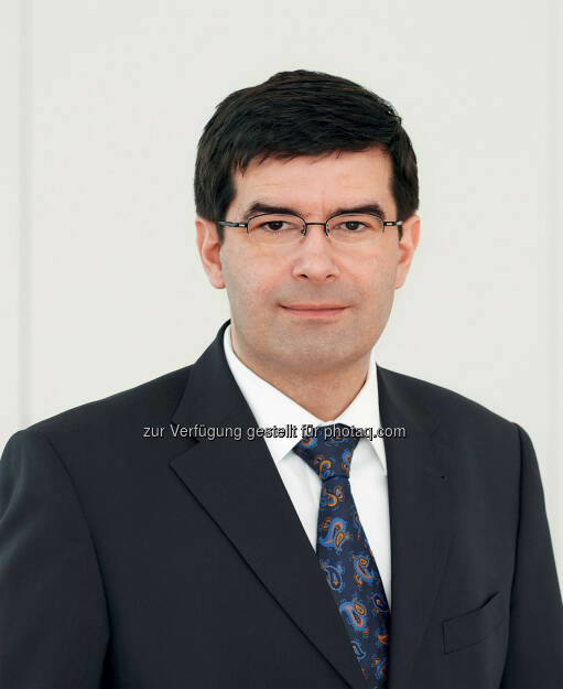 Frank Annuscheit, Mitglied des Vorstands, Commerzbank AG, © Commerzbank AG Homepage (Jänner 2014) (17.01.2014)
