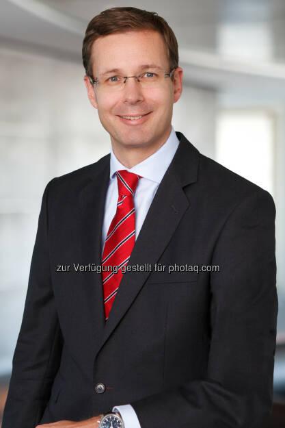 Markus Beumer, Mitglied des Vorstands, Commerzbank AG, © Commerzbank AG Homepage (Jänner 2014) (17.01.2014)