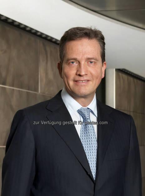 Michael Reuther, Mitglied des Vorstands, Commerzbank AG, © Commerzbank AG Homepage (Jänner 2014) (17.01.2014)
