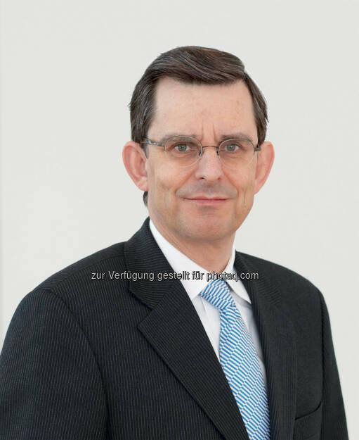 Stefan Schnittmann, Mitglied des Vorstands, Commerzbank AG, © Commerzbank AG Homepage (Jänner 2014) (17.01.2014)