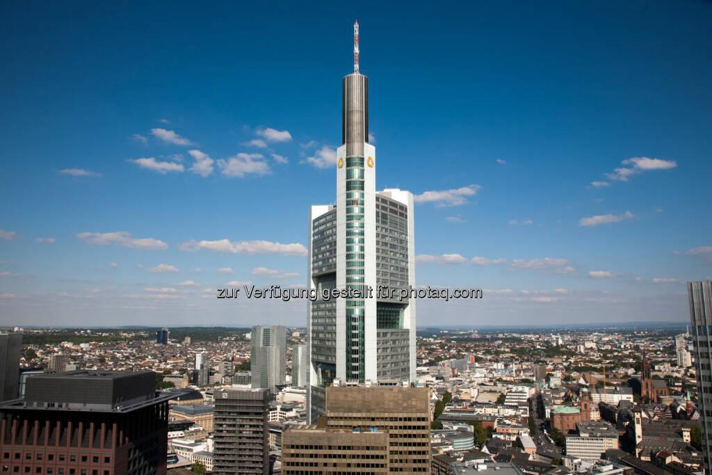Commerzbank AG, Zentrale Frankfurt, © Commerzbank AG Homepage (Jänner 2014) (17.01.2014)
