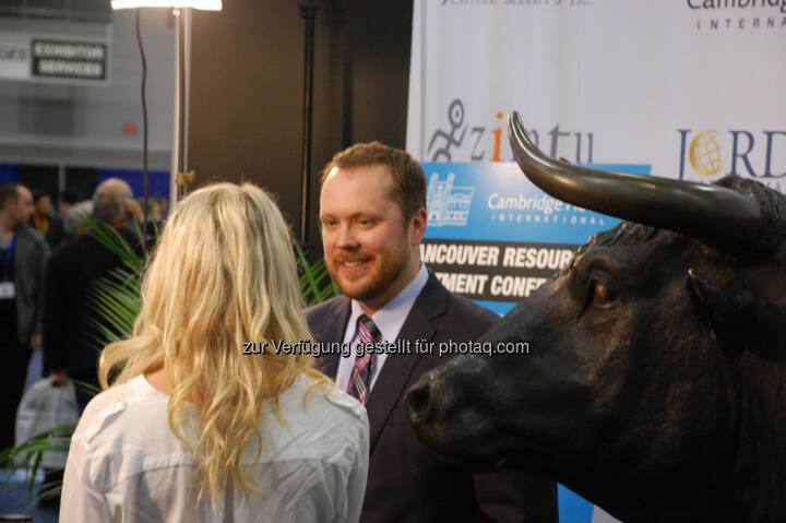 Interview with Sean Charland of Zimtu Capital Corp.