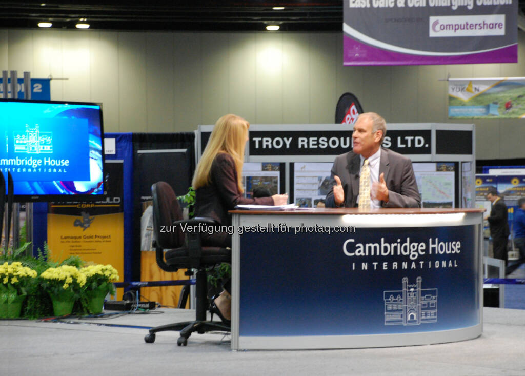 Interview with Rick Rule at the 2014 Vancouver Resource Investment Conference, © Zimtu Capital Corp. (20.01.2014)