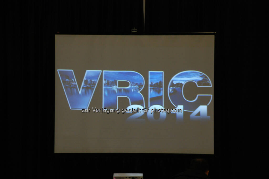 VRIC14 Presentation, © Zimtu Capital Corp. (20.01.2014)