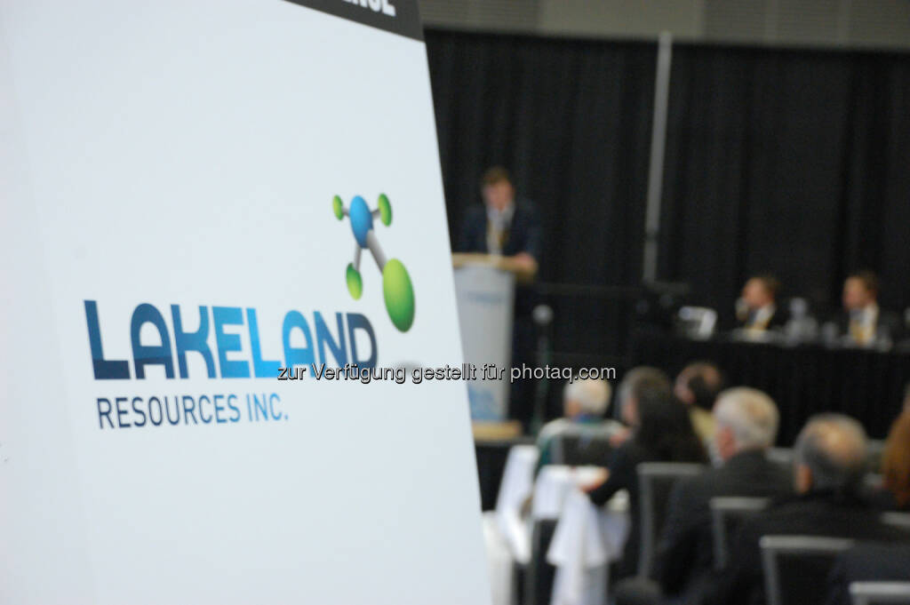 Lakeland Resources Inc. Presentation at the Vancouver Resource Investment Conference, © Zimtu Capital Corp. (20.01.2014)