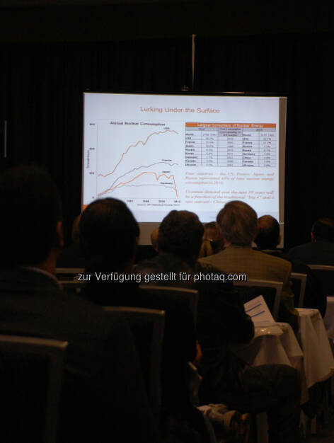 Canadian Uranium Exploration and the Athabasca Basin Presentation at the Vancouver Resource Investment Conference, © Zimtu Capital Corp. (20.01.2014)