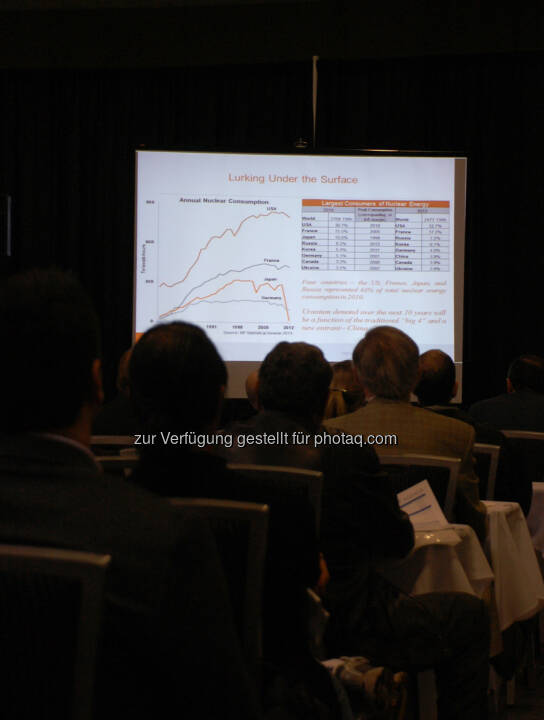 Canadian Uranium Exploration and the Athabasca Basin Presentation at the Vancouver Resource Investment Conference