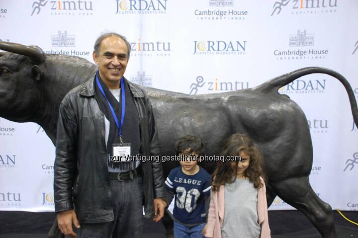 Let The Bull Run - Charn Deol