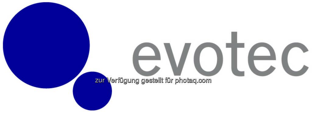 Evotec Logo, © Evotec (Jänner 2014) (20.01.2014)