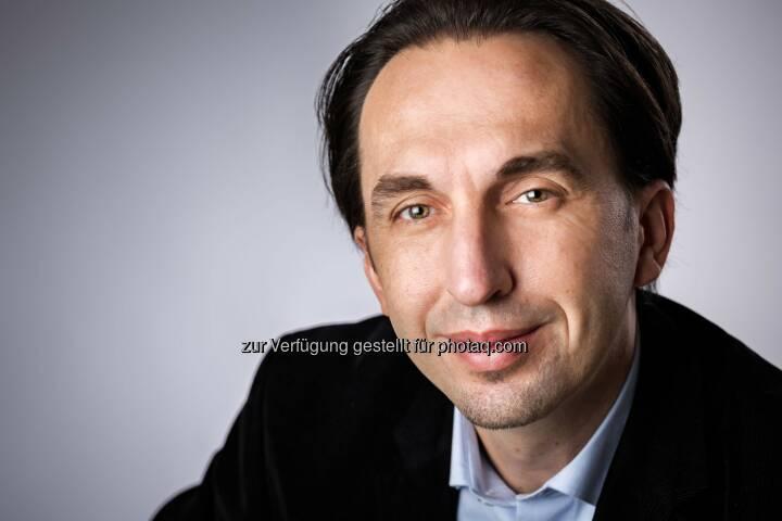Robert Nürnberger verantwortet beim Unternehmernetzwerk Business Network International (BNI) die Bereiche Brandmanagement und Communications. (C) BNI