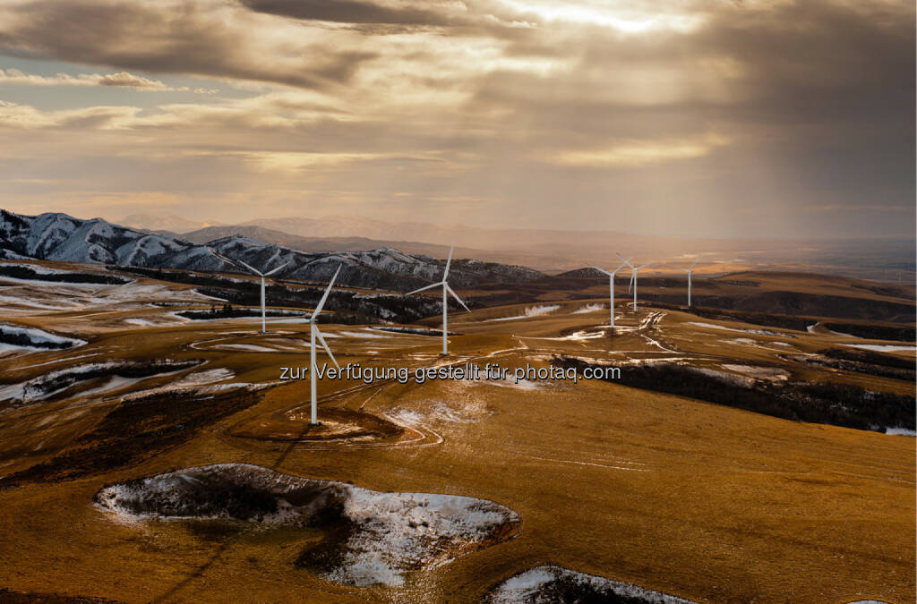 Windparkanlage in den USA, © Nordex SE  (21.01.2014)
