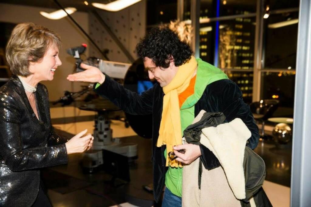 Am 20. Jänner 2014 war Rolando Villazón zu Gast bei Barbara Rett in KulturWerk live. 300 Gäste konnten das Gespräch mit dem Künstler in der voestalpine Stahlwelt live mitverfolgen. Lesen Sie mehr: http://bit.ly/1cPsQ9n (21.01.2014)