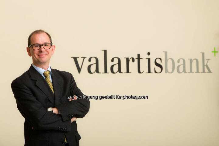 Alexander Patka (49), übernimmt ab sofort die Leitung der Abteilung Treasury bei der Valartis Bank (Austria) AG. Er  bringt weitreichende Erfahrung und Expertise in den Bereichen Treasury & Capital Markets sowie Asset Management mit (c) Valartis