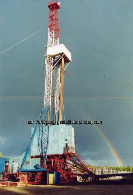 Erdölförderung, © Lukoil (Homepage) (22.01.2014)